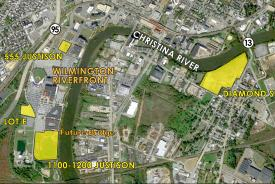 Riverfront Development Sites