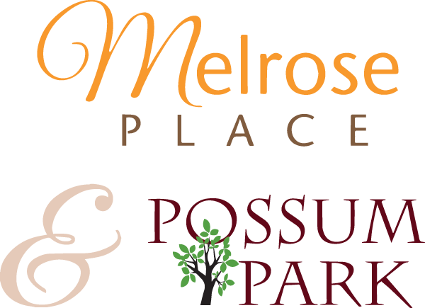 Melrose Place & Possum Park Apartments logo