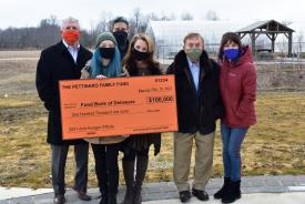 News: Giving Back: Community Foundation sees giving Surge