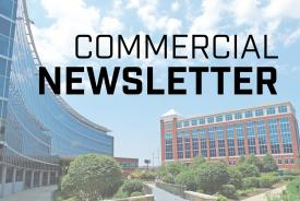 Commercial Quarterly Newsletter – 1Q 2015