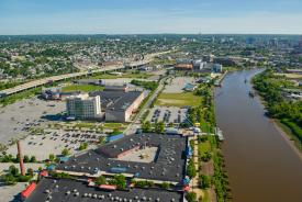 The Riverfront's Growing Impact