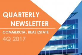 Commercial Quarterly Newsletter - 4Q 2017