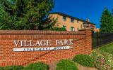Village Park at Paladin sign